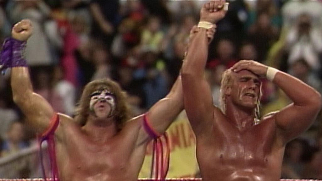 Hulk Hogan vs. Sid Justice: WrestleMania 8