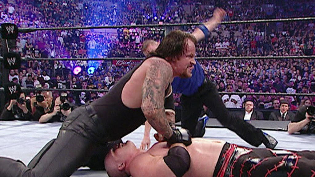 The Undertaker vs. Kane: WrestleMania 20