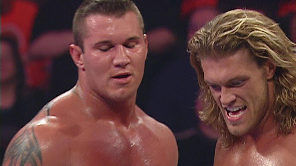 D-Generation X vs. Rated-RKO: ...