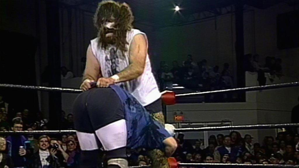 Las 10 mejores luchas de ECW en su primer época (1992-1996) 3
