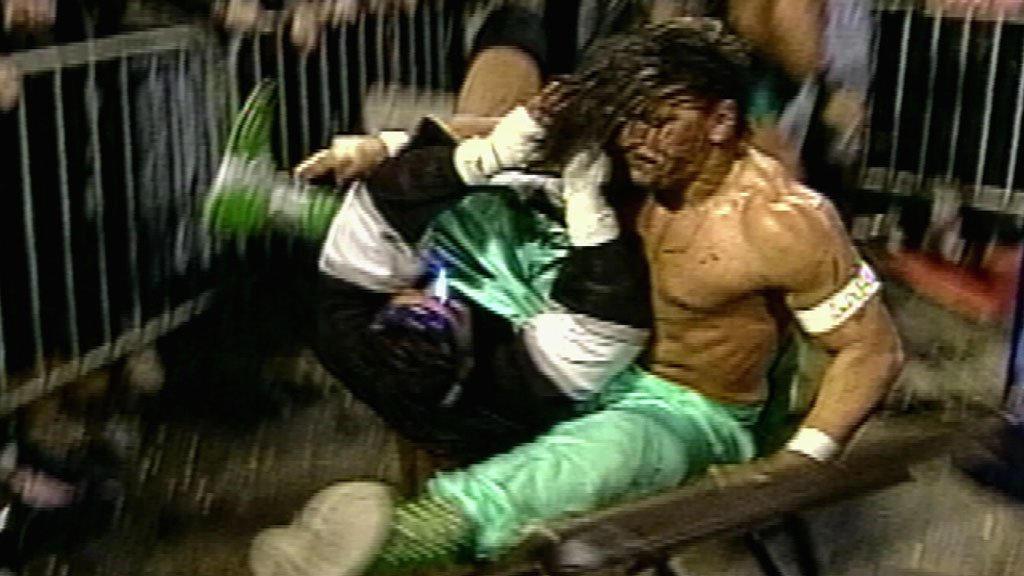 Las 10 mejores luchas de ECW en su primer época (1992-1996) 5