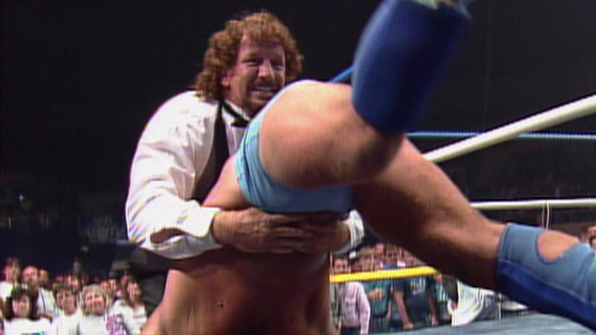 terry funk horse