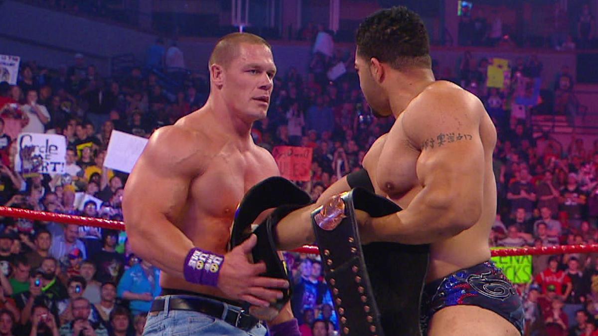 Que le falta hacer a John Cena en WWE? - TeamWWEChile