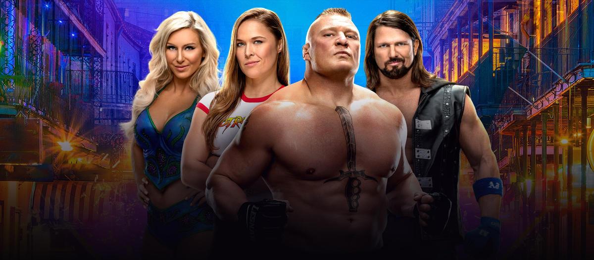 Как SmackDown побеждает RAW на примере WrestleMania 34