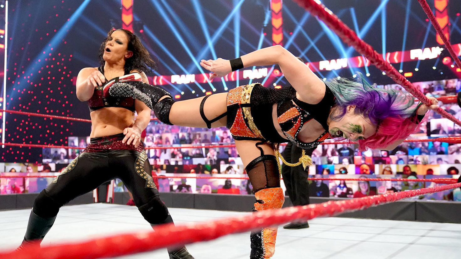 WWE Raw Preview (30/11/20): Sudden Death Triple Threat; A Moment Of Bliss 2