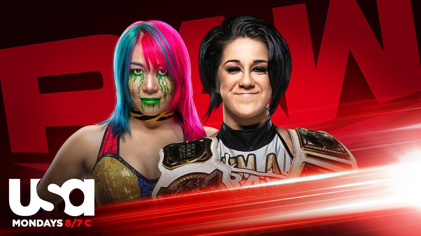 WWE Raw Preview (10/08/20): Randy Orton vs Kevin Owens; Bayley vs Asuka 2