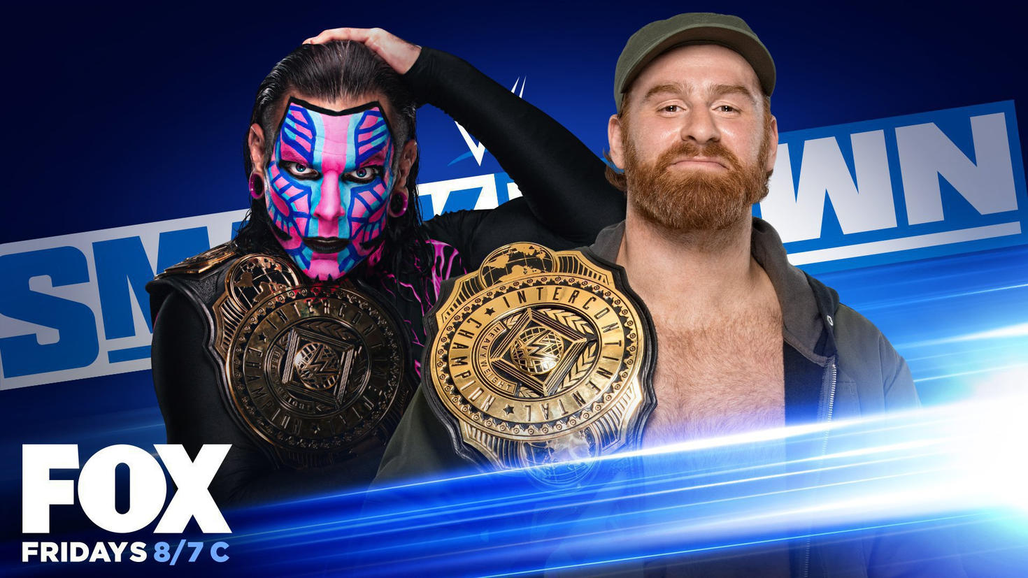 WWE Smackdown Preview (25/09/20): Roman Reigns; Styles-Hardy; Bliss-Evans 1