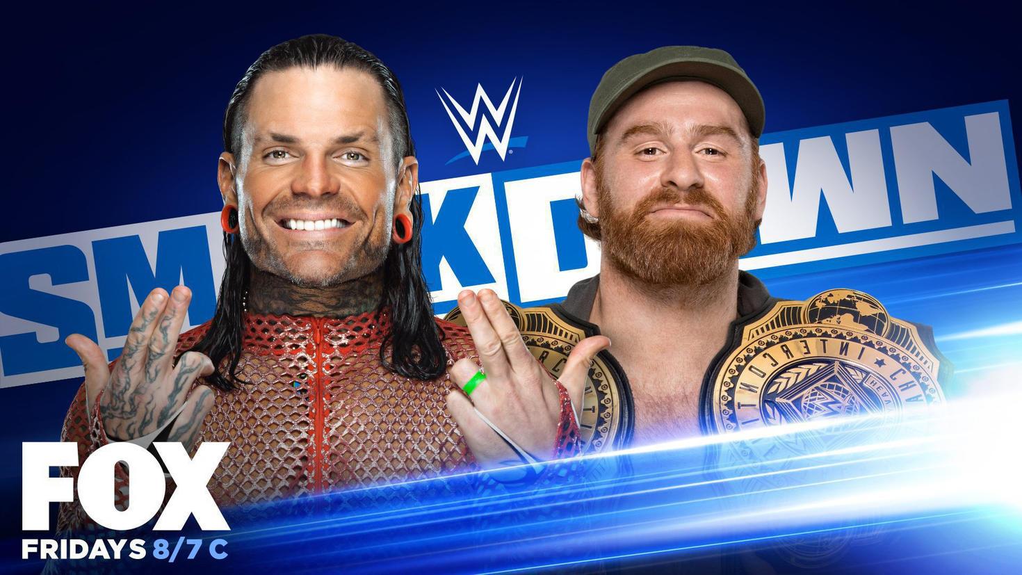 WWE Smackdown Preview (02/10/20): Roman Reigns; KO Show; Title Match 1