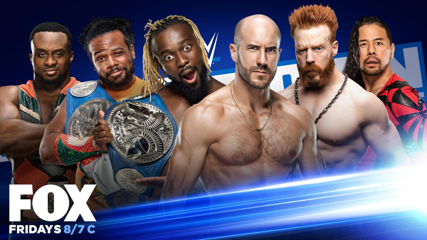 WWE Smackdown Preview (16/10/20): Roman Reigns-Strowman; New Day Farewell 1