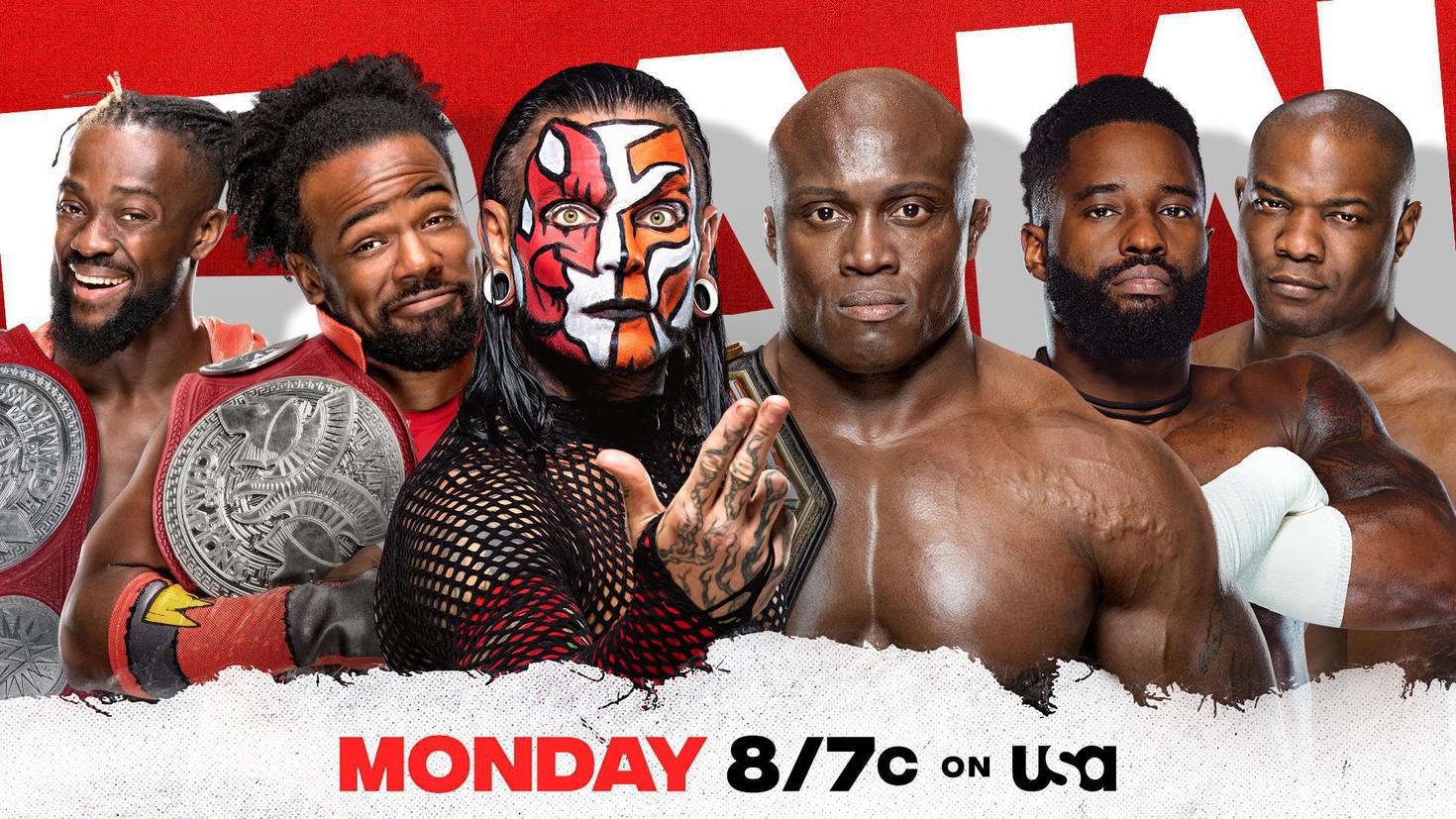 WWE Raw Preview (14/12/20): AJ Styles-Sheamus; Lana-Nia Jax, TLC Go-Home Episode 109