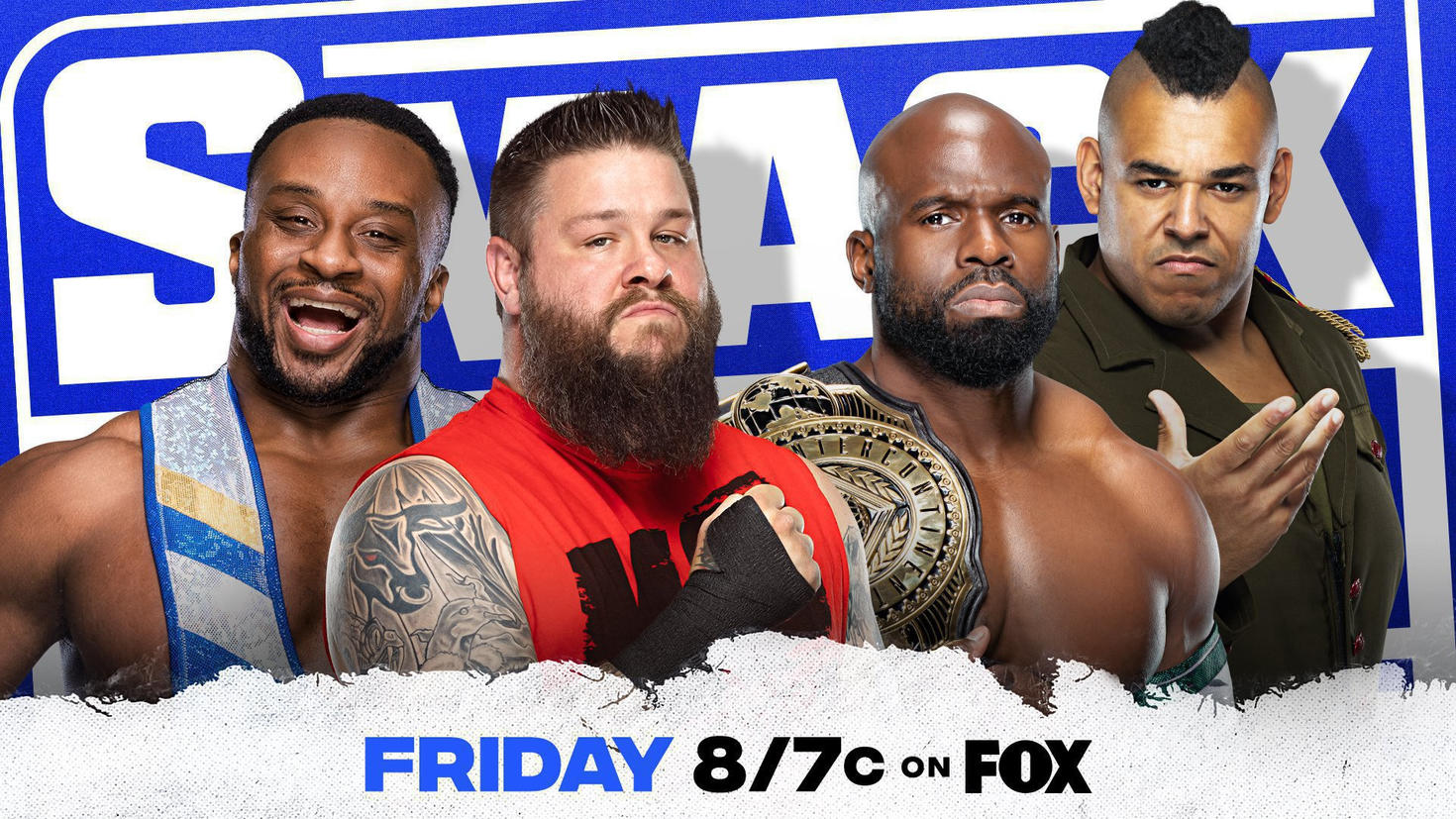 WWE Smackdown Preview (18/06/21): Hell in a Cell Match; Big Debut 157