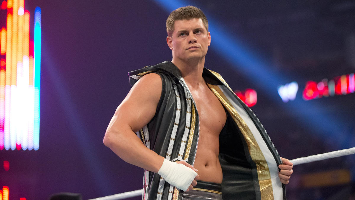 Cody Rhodes retornando para a WWE?