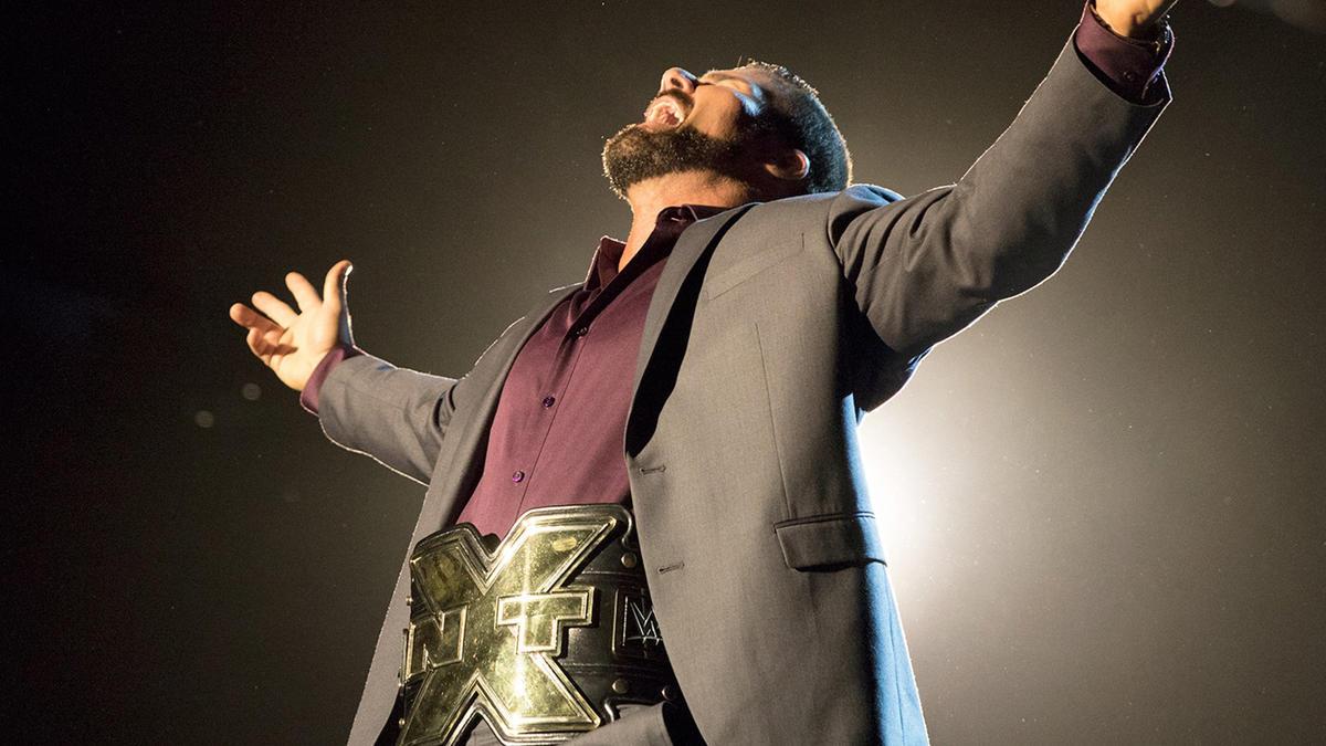 Resultats WWE NXT 8 fevrier