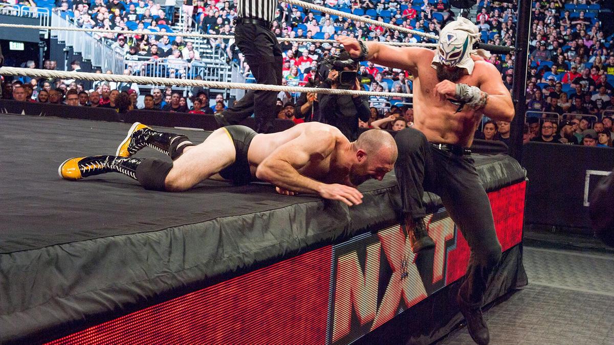 Resultats WWE NXT 5 avril
