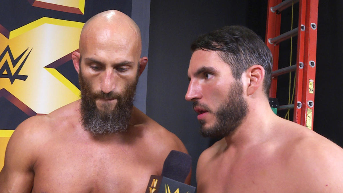 Tommaso Ciampa Suffers Potential Injury at WWE NXT Live Event