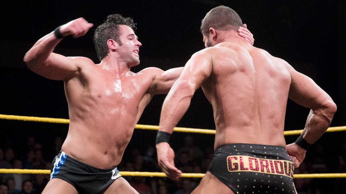 Resultats WWE NXT 30 aout 2017