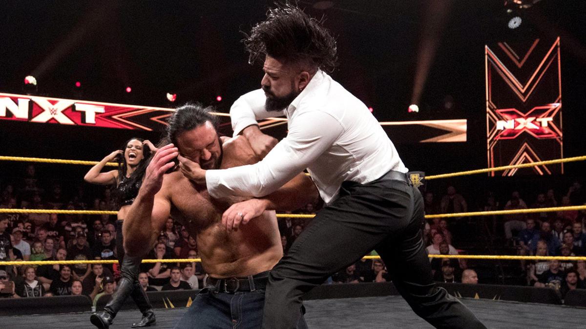 Resultats WWE NXT 15 novembre 2017