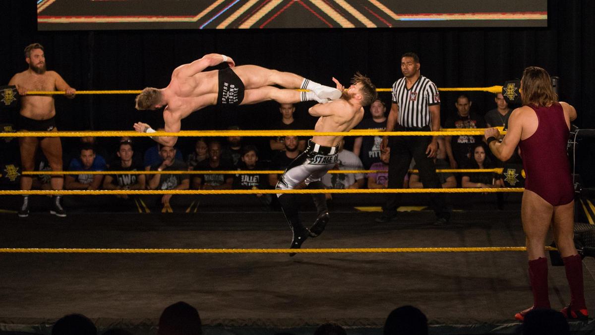 Resultats WWE NXT 29 novembre 2017