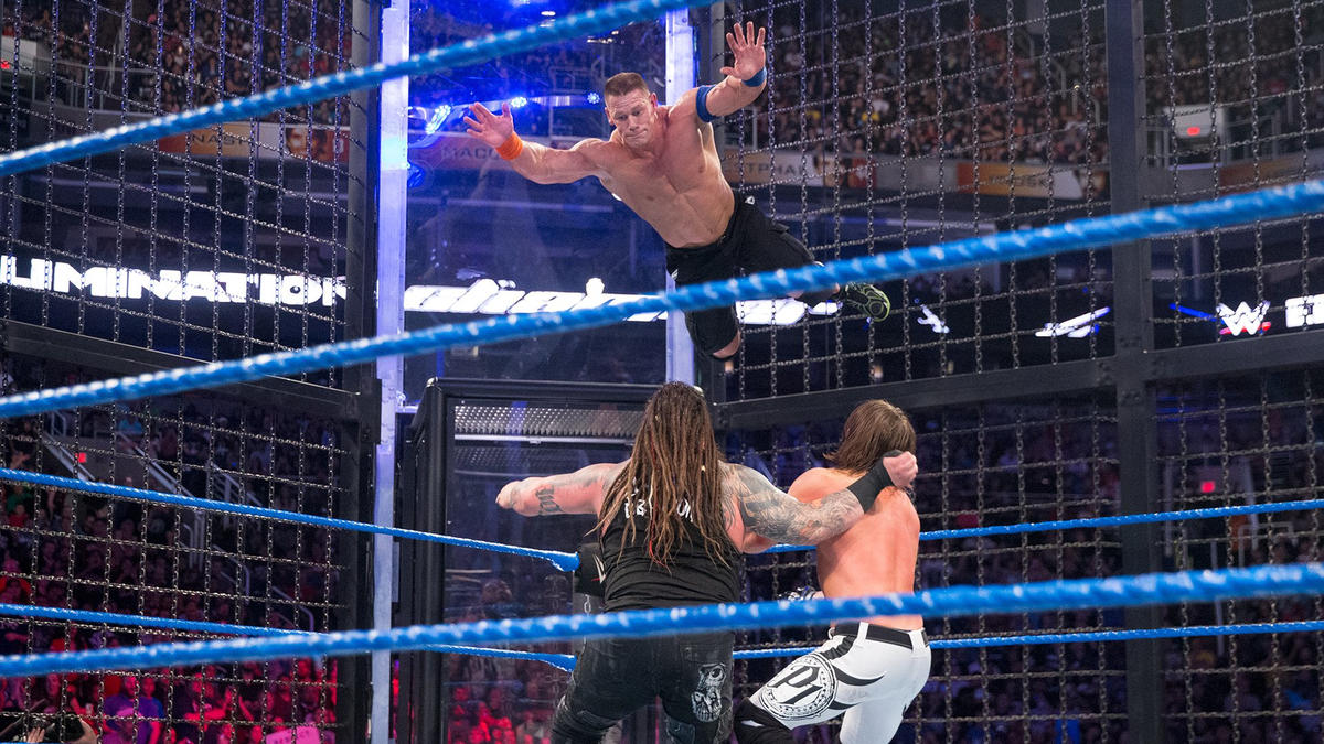 wwe rumors several elimination chamber 2018 matches