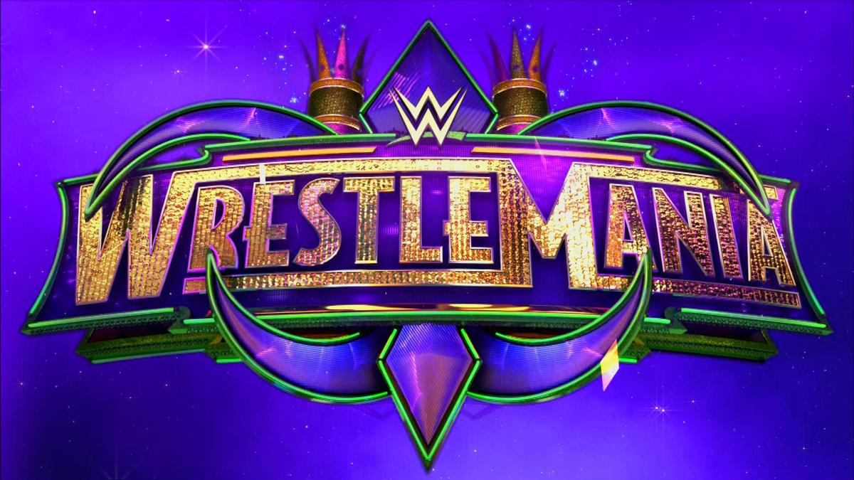 WrestleMania 34's electric show open