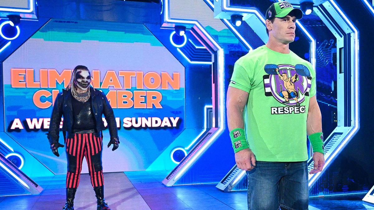 WWE Friday Night SmackDown 28.02.2020
