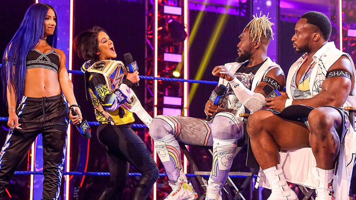 WWE Smackdown Preview (05/06/20): Jeff Hardy; Title Match; Strowman Returns 2