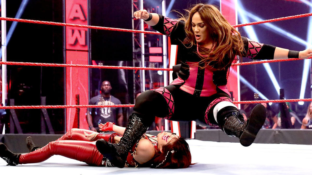 WWE Raw Results (01/06/20): Rey Mysterio Retirement; Charlotte vs Asuka 2