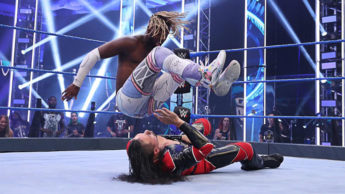 WWE Smackdown Results (12/06/20): AJ Styles-Daniel Bryan; Jeff Hardy-Sheamus 1