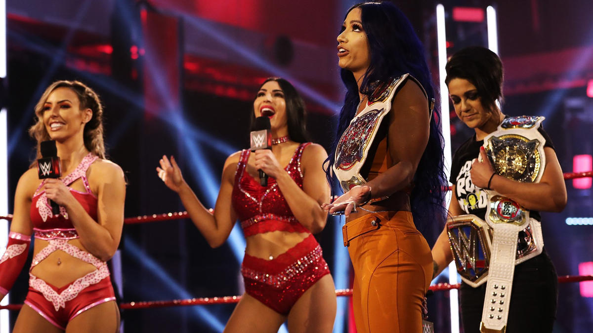 WWE Raw: Two Title Matches And A Huge Return Confirmed For Next Week 2