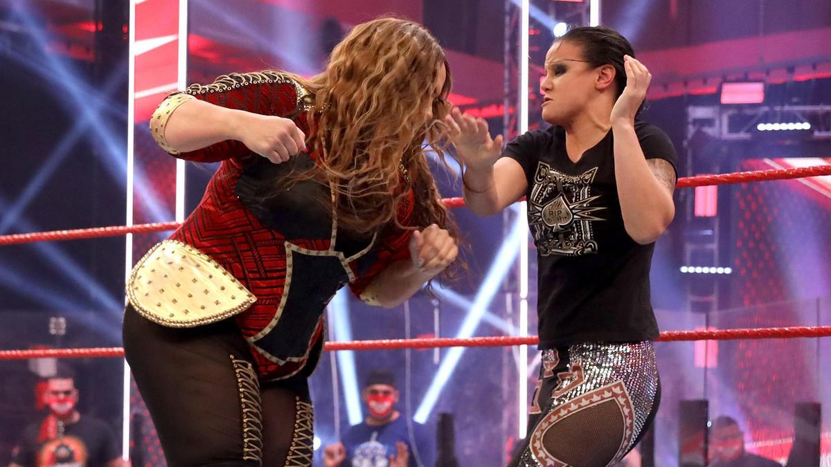 WWE Raw Results (27/07/20): Drew McIntyre vs Dolph Ziggler; Sasha Banks vs Asuka 1