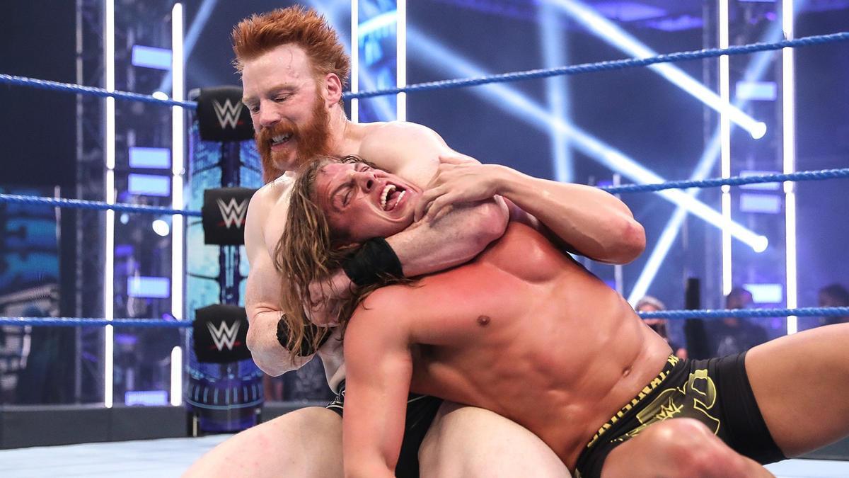 WWE Smackdown Results (07/08/20): Bray Wyatt, Matt Riddle-Sheamus 1