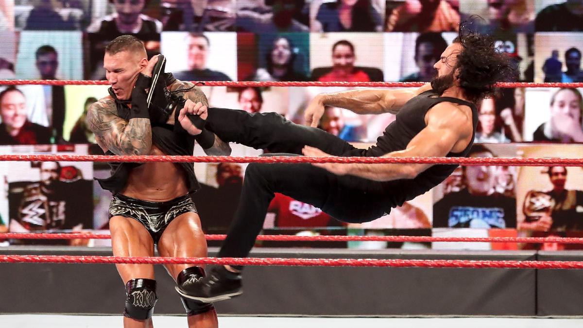 WWE Raw Results (07/09/20): Drew McIntyre Returns; Street Fight 1