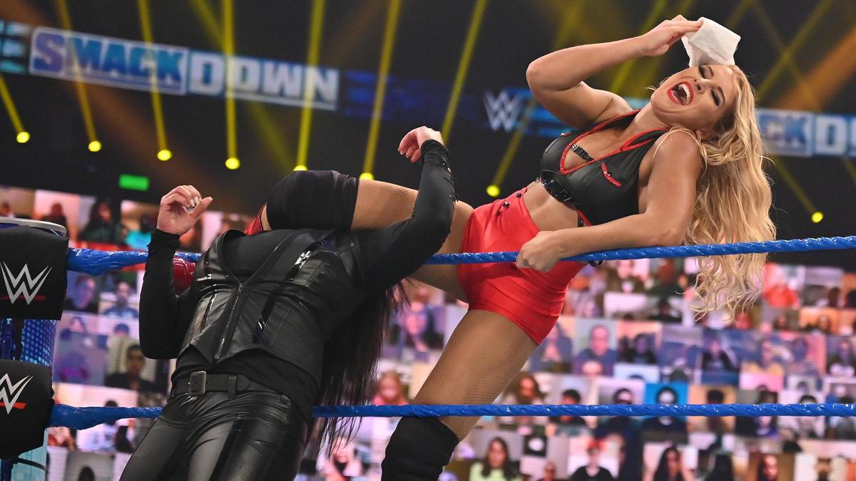 WWE Smackdown Results (11/09/20): AJ Styles-Jeff Hardy; Bayley's Explanation 2