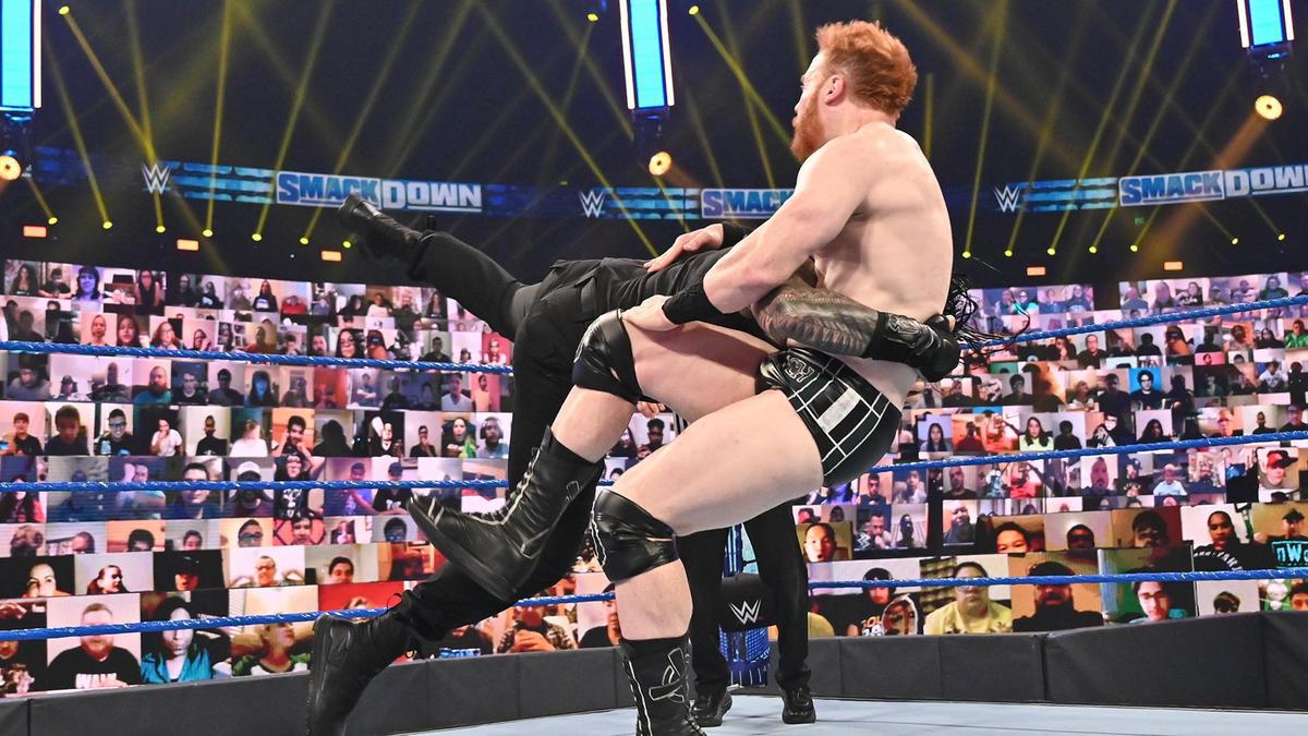 WWE Smackdown Results (11/09/20): AJ Styles-Jeff Hardy; Bayley's Explanation 3
