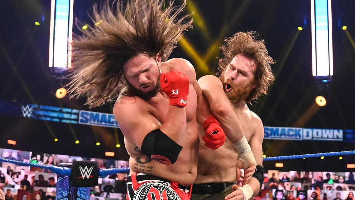 WWE Clash of Champions 2020: Triple Threat Ladder Title Match Set; Updated Card 1