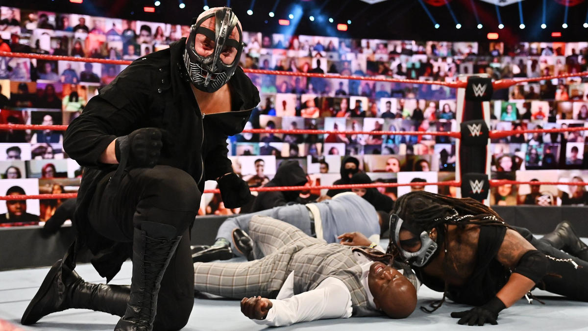 WWE Raw Results (21/09/20): McIntyre vs Lee; Clash Of Champions Go-Home Show 1