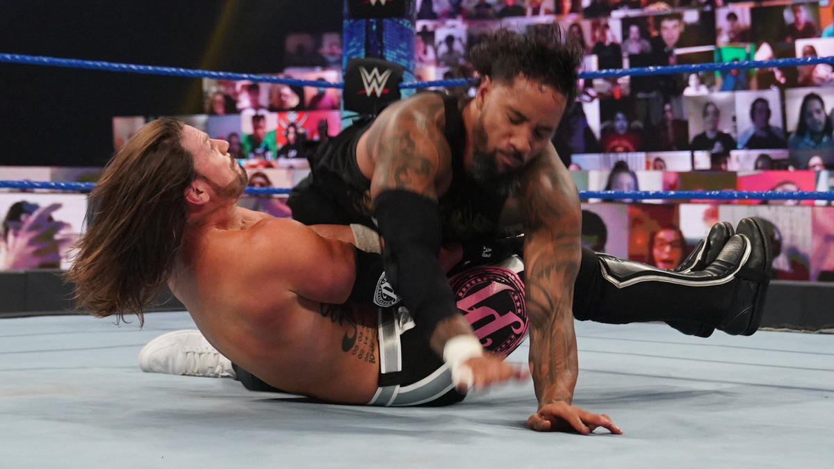 WWE Smackdown Results (02/10/20): Roman Reigns; The Fiend; Title Match 1