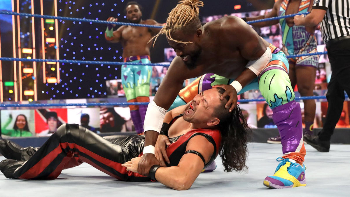 WWE Smackdown Results (16/10/20): Roman Reigns-Strowman; The New Day Farewell 2