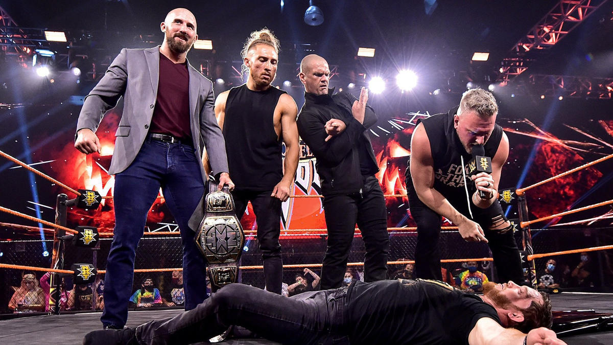 Halloween Havoc 2020: New Champion And Heel-Turn On WWE NXT 2