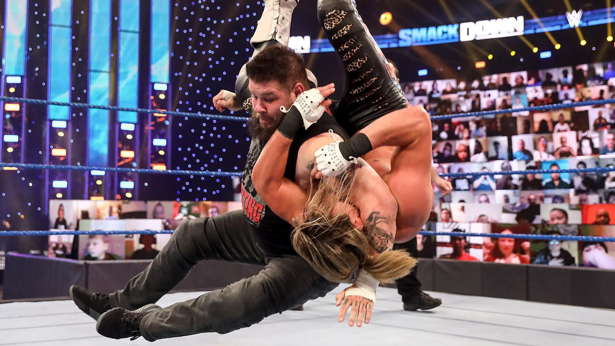 WWE Smackdown Results (30/10/20): Hell In A Cell 2020 Fallouts 2