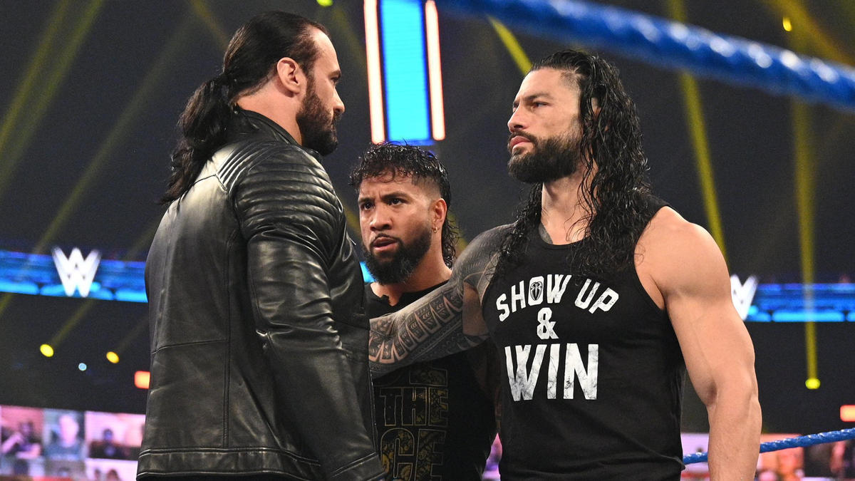 WWE Smackdown Results (13/11/20): McIntyre vs Uso; Survivor Series Build 1