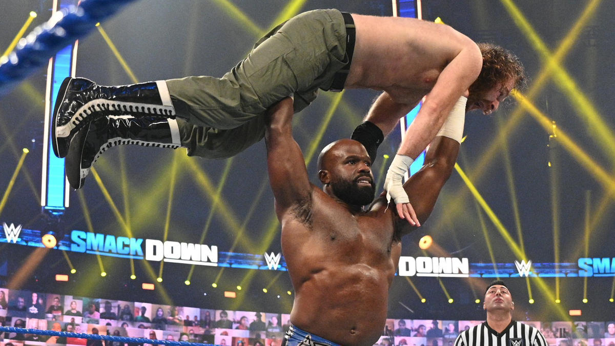 WWE Smackdown Results (13/11/20): McIntyre vs Uso; Survivor Series Build 2