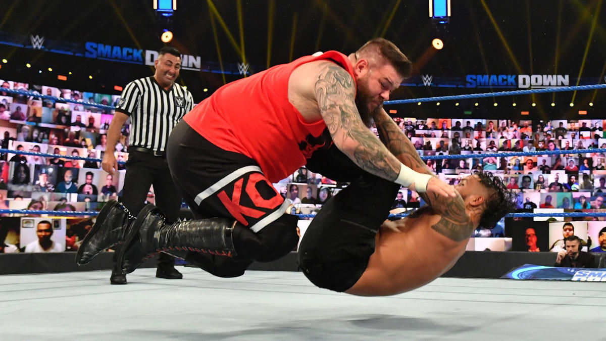 WWE Smackdown Results (27/11/20): Survivor Series 2020 Fallouts 6