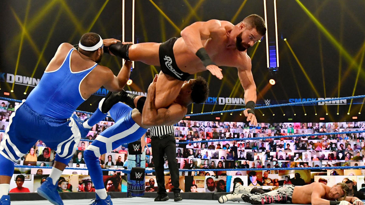 WWE Smackdown Results (27/11/20): Survivor Series 2020 Fallouts 2