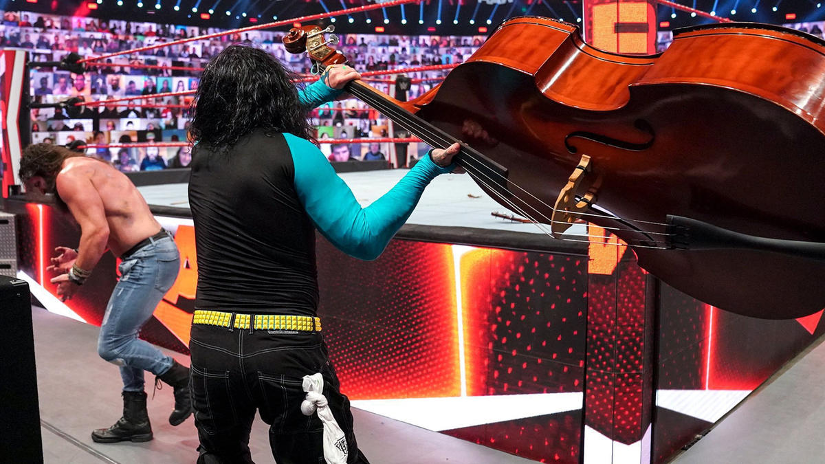 WWE Raw Results (30/11/20): Sudden Death Triple Threat; A Moment Of Bliss 2