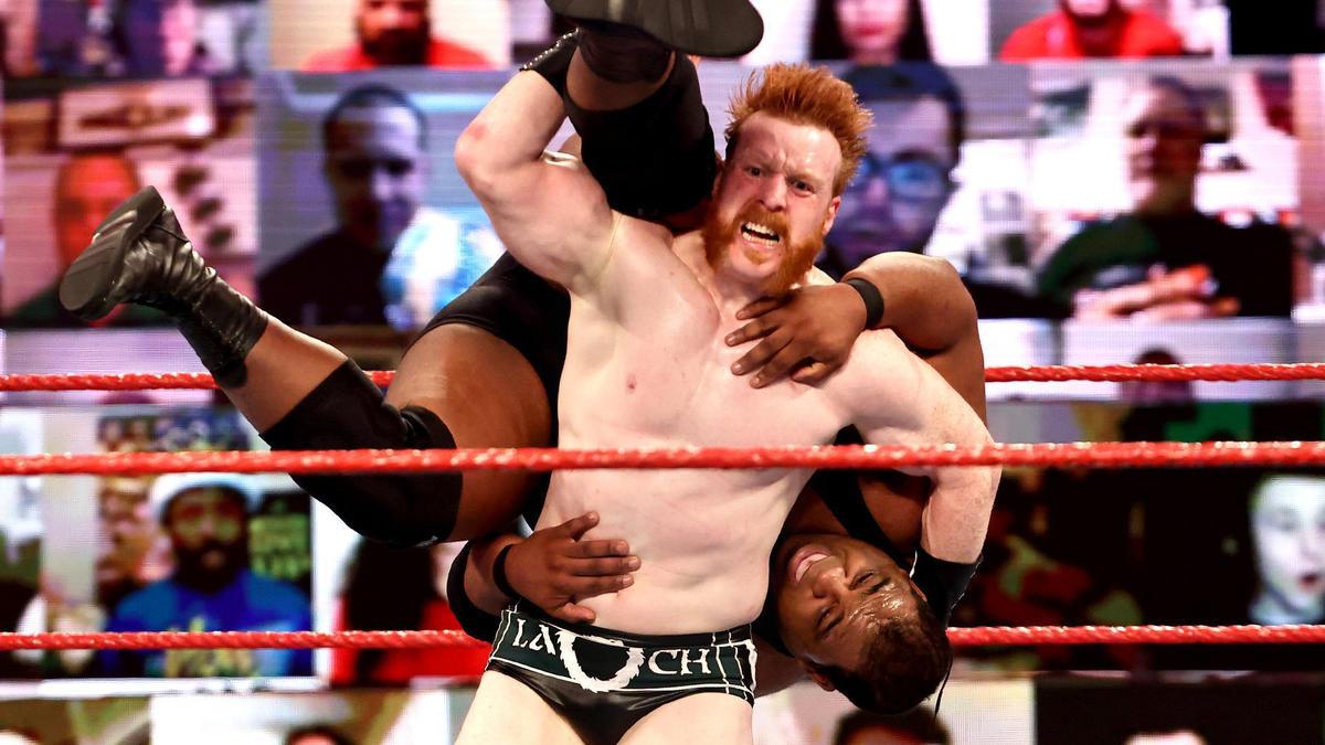 WWE Raw Results (28/12/20): Lee vs Sheamus; Randy Orton-Alexa Bliss 68
