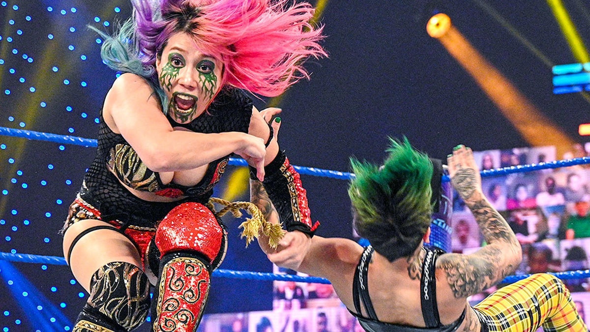 WWE Smackdown Results (22/01/21): IC Title Match; Obstacle Course Challenge 1
