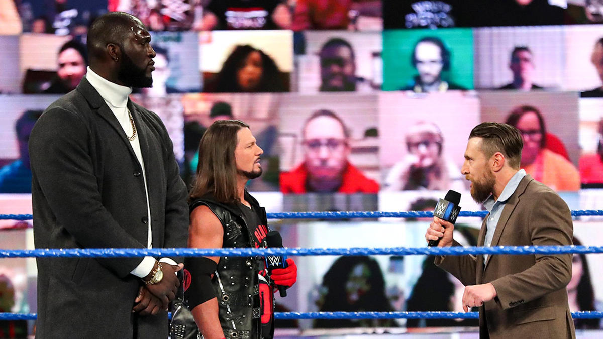 WWE Smackdown Results (29/01/21): Royal Rumble 2021 Go-Home Episode 1