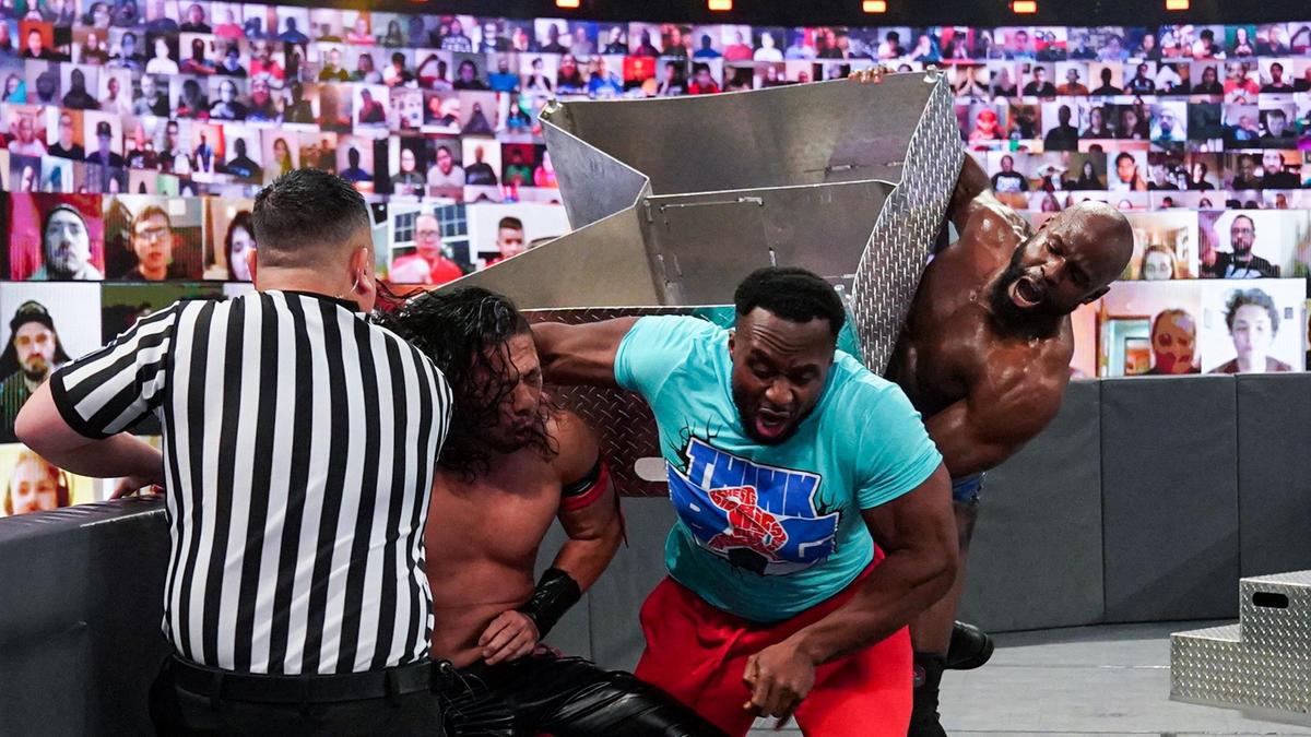 WWE Smackdown Preview (26/02/21): Edge-Roman Reigns; Chamber Fallouts 2