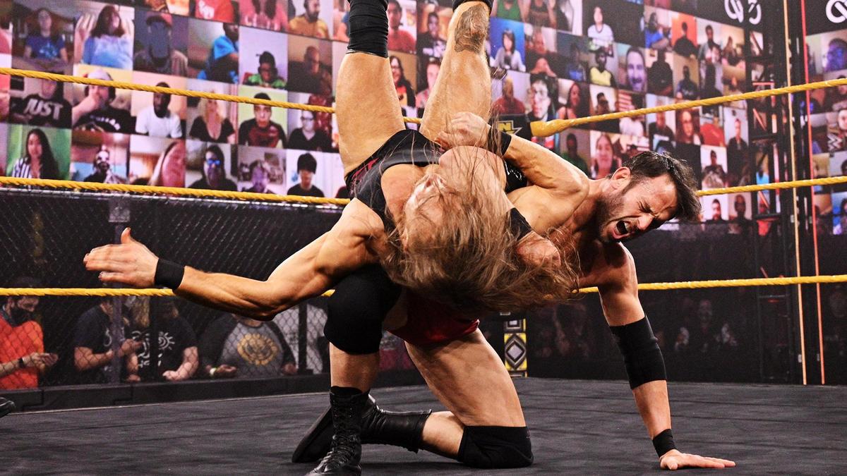 WWE NXT 17.02.2021
